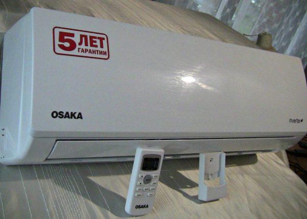 Зображення кондиціонера Osaka STV-24 HH