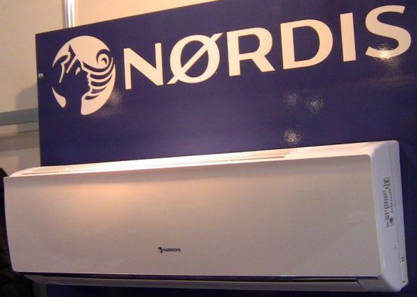 Зображення кондиціонера Nordis NDI-G12IV1