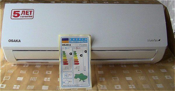 Зображення кондиціонера Osaka STV-12 HH