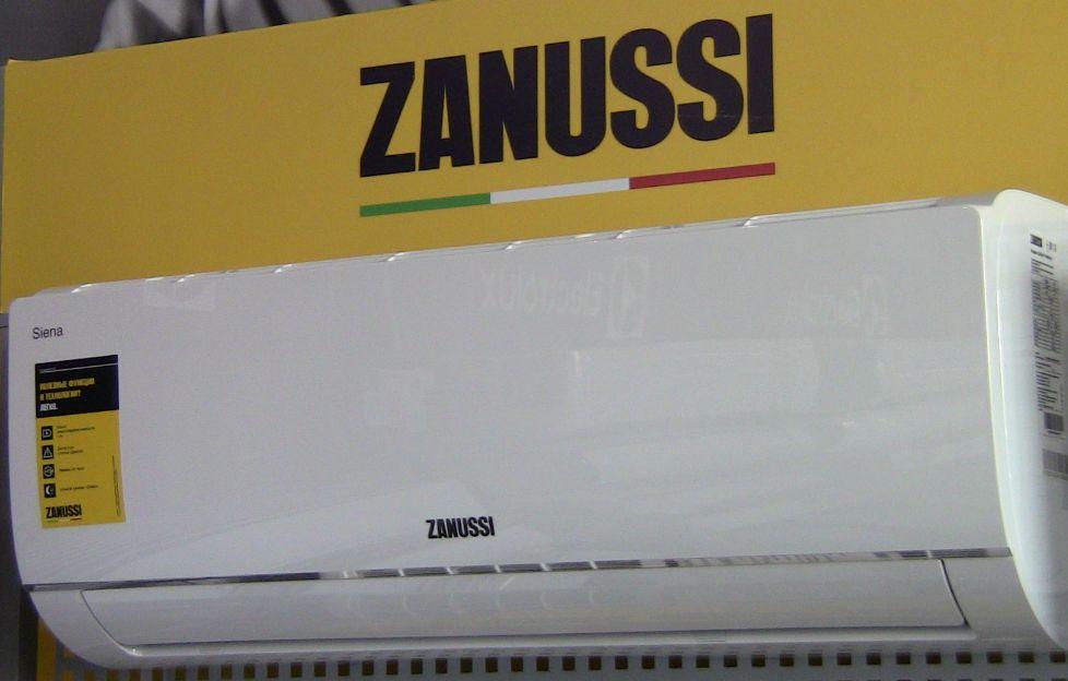 Зображення кондиціонера ZANUSSI