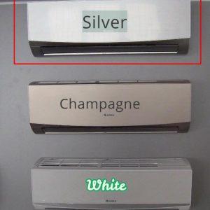 Зображення кондиціонера Gree GWH09QB-K6DND2E Silver LOMO
