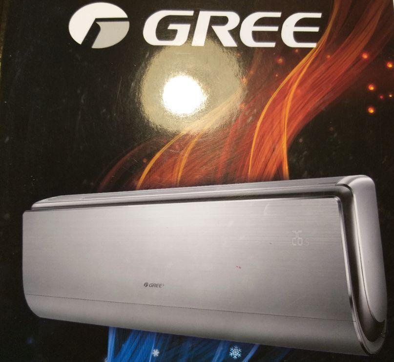 Зображення кондиціонерів Gree серії U-CROWN DC Inverter