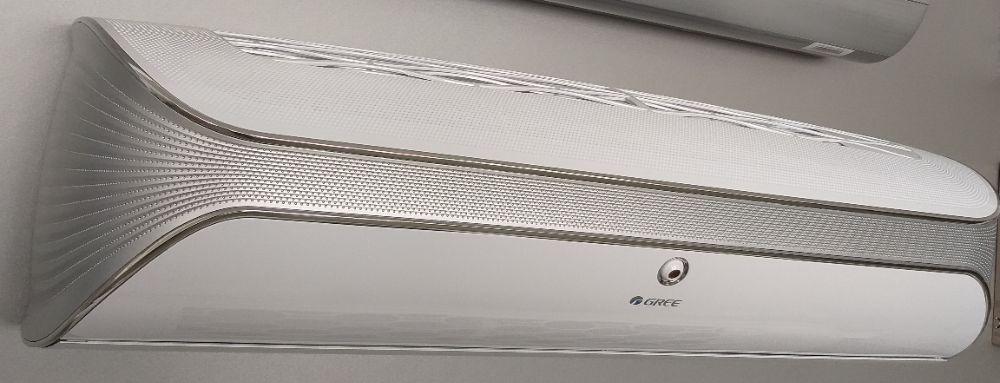 Зображення кондиціонера Gree GWH18AKC-K6DNA1A серії Soyal DC Inverter для офісу до 50 м2