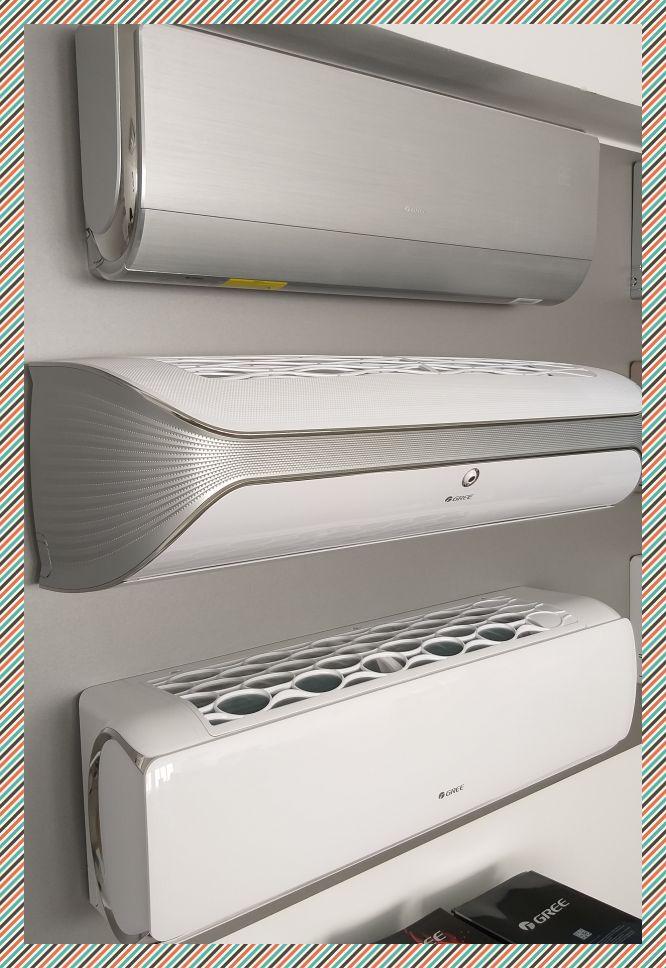 Зображення кондиціонерів Gree серії Soyal DC Inverter
