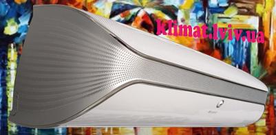 Зображення кондиціонера Gree GWH09AKC-K6DNA1A серії Soyal DC Inverter для офісу до 25 м2