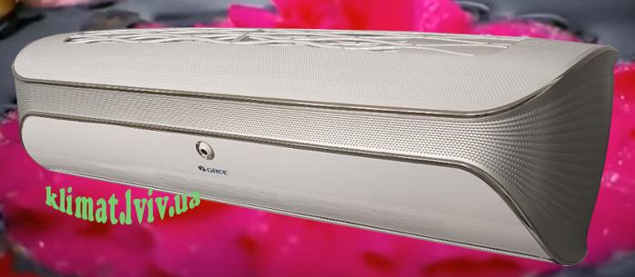 Зображення кондиціонера Gree GWH12AKC-K6DNA1A серії Soyal DC Inverter для дитячої кімнати до 35 м2