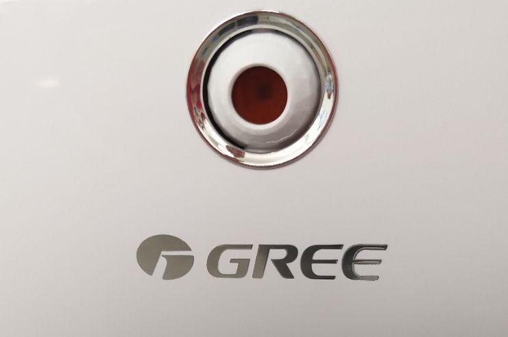 Зображення вбудованого датчика присутності людини кондиціонерів Gree серії Soyal DC Inverter