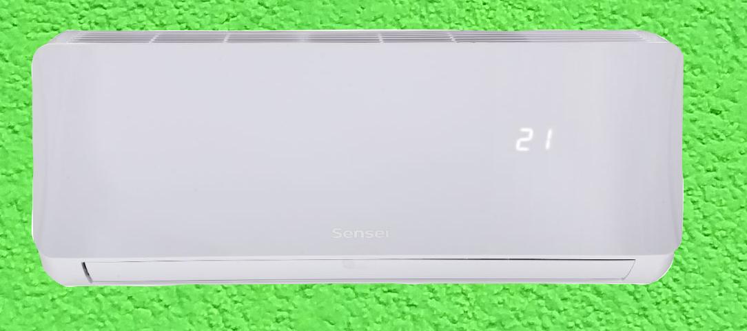 Зображення кондиціонера SENSEI Inverter для дитячої кімнати до 25 м2