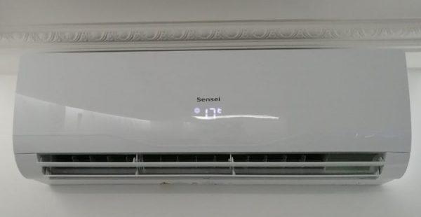 Зображення кондиціонера SENSEI серії Elegant SAC-18HRWE/I